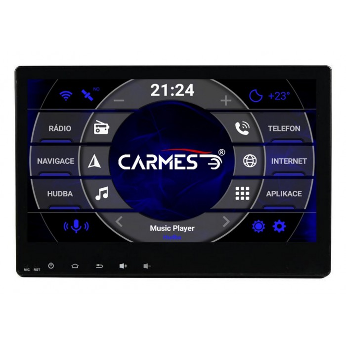 HONDA HR-V 2014+ 2din autorádio navigace Carmes CRM-1038