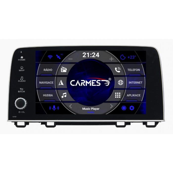 2din autorádio navigace Carmes CRM-9027 pro HONDA CRV 2017+