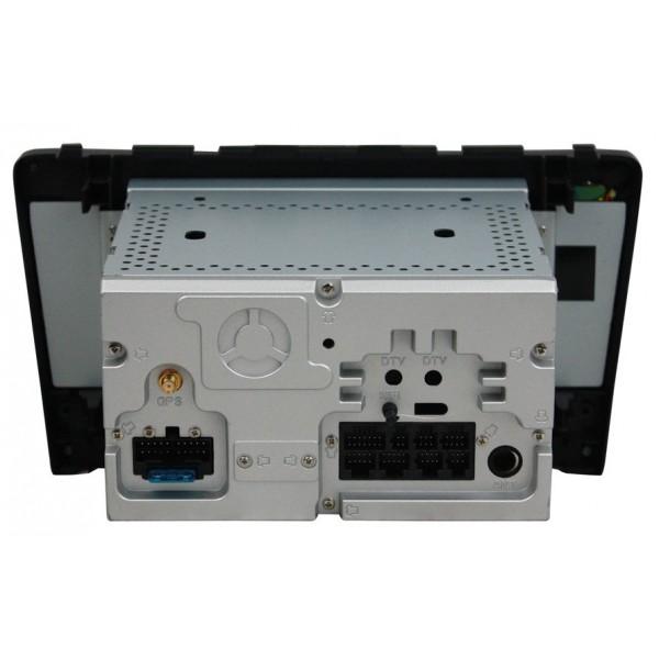 2din autorádio navigace Carmes CRM-1044 pro HONDA CR-V 2007-2011