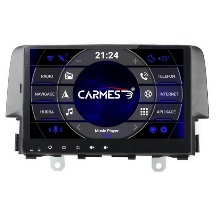 HONDA Civic 2016+ 2din autorádio navigace Carmes CRM-1068