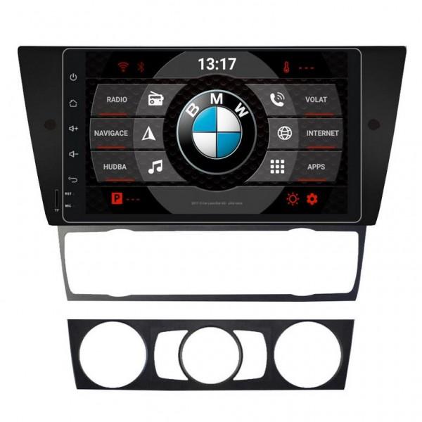 2din autorádio navigace Carmes CRM-9507 pro BMW 3 E90
