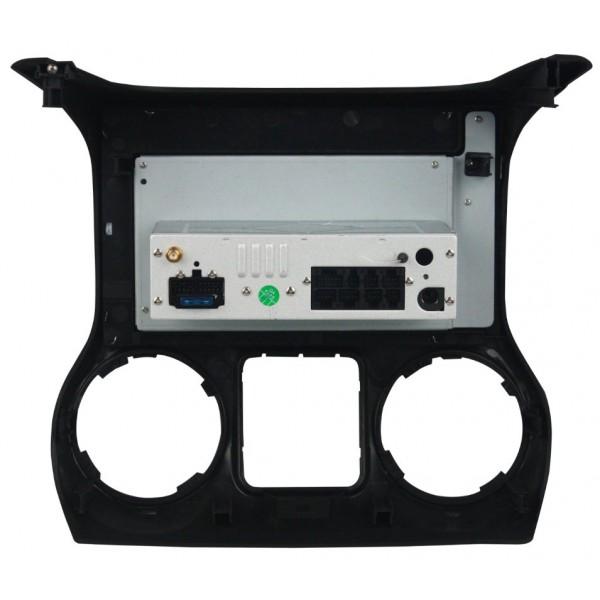 2din autorádio navigace Carmes CRM-1069 pro JEEP Wrangler