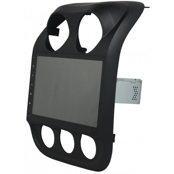 2din autorádio navigace Carmes CRM-1049 pro JEEP Compass