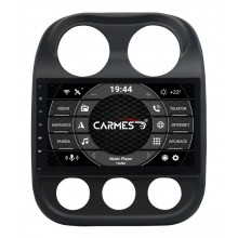 JEEP Compass 2din autorádio navigace Carmes CRM-1049