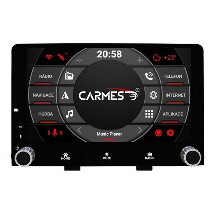 KIA Rio 2din autorádio navigace Carmes CRM-9037
