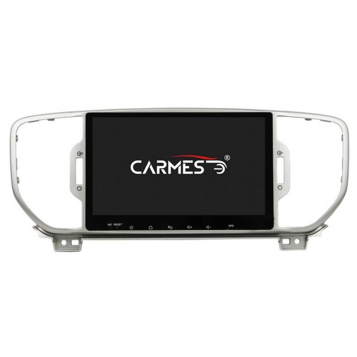 2din autorádio navigace Carmes CRM-9206 pro KIA Sportage