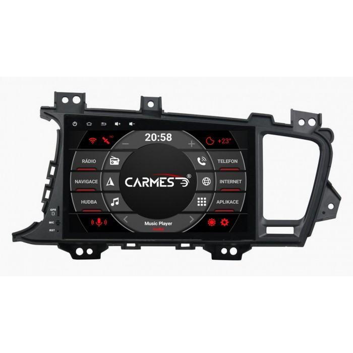 KIA Optima 2din autorádio navigace Carmes CRM-9631