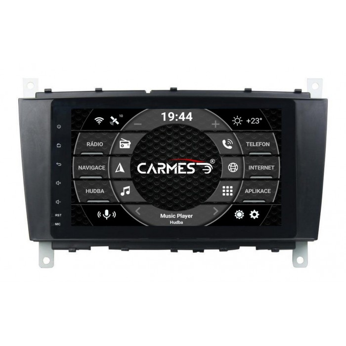 MERCEDES-BENZ C-class 2din autorádio navigace Carmes CRM-8225