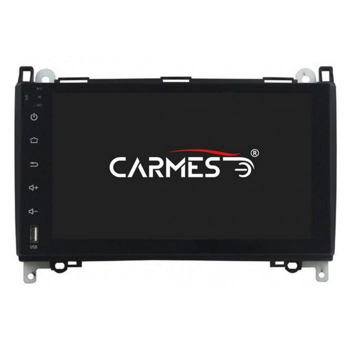 2din autorádio navigace Carmes CRM-9011 pro MERCEDES-BENZ A,B,Viano,Vito,Sprinter