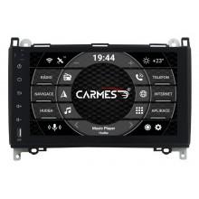 MERCEDES-BENZ A,B,Viano,Vito,Sprinter 2din autorádio navigace Carmes CRM-9011