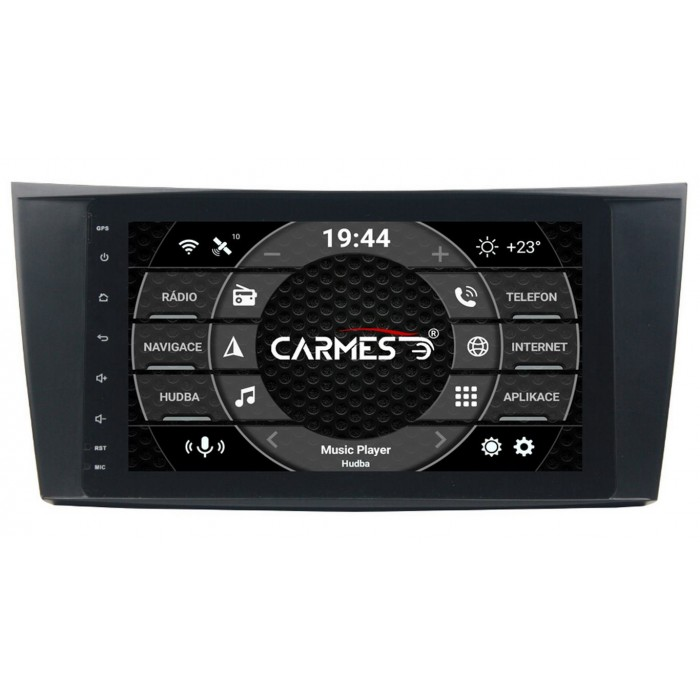 MERCEDES-BENZ E, CLS, G 2din autorádio navigace Carmes CRM-8227