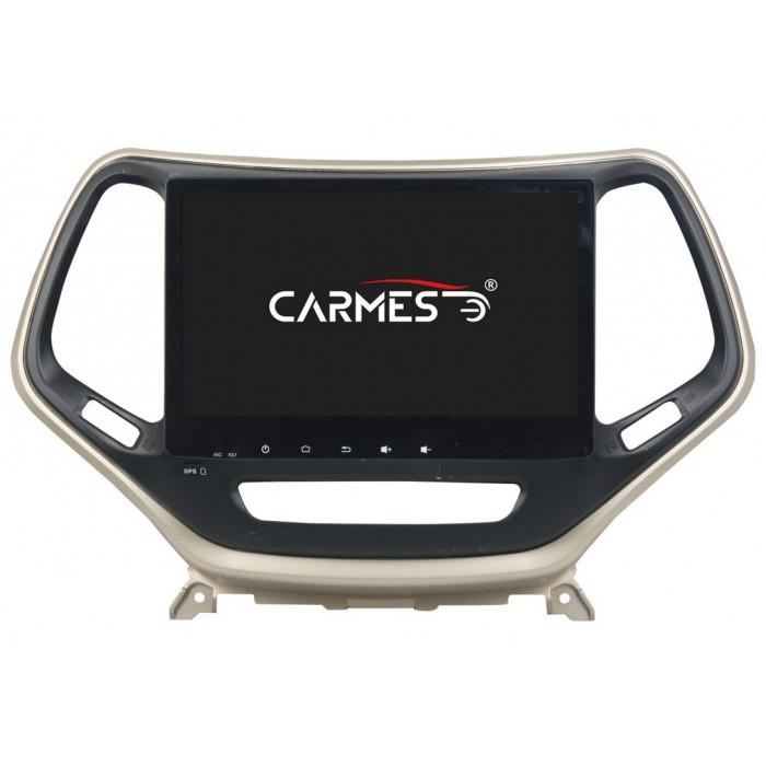 JEEP Cherokee 2din autorádio navigace Carmes CRM-1076