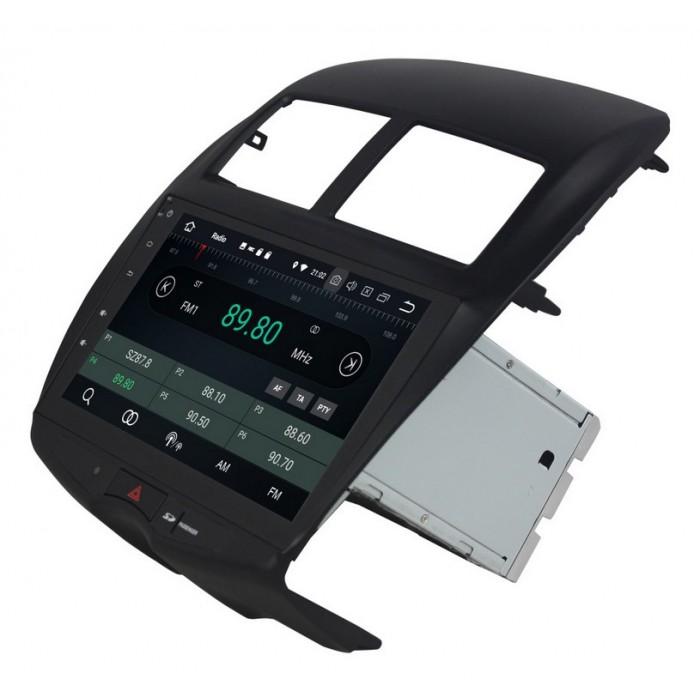 MITSUBISHI ASX 2din autorádio navigace Carmes CRM-1206
