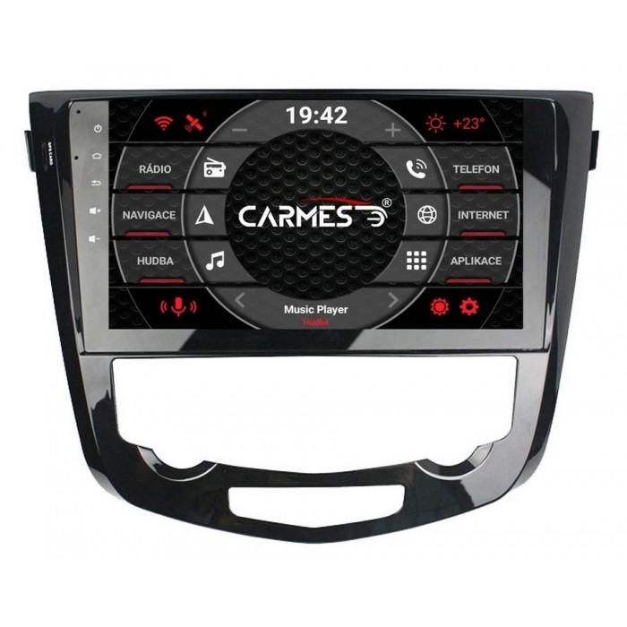 2din autorádio navigace Carmes CRM-1060 pro NISSAN Qashqai