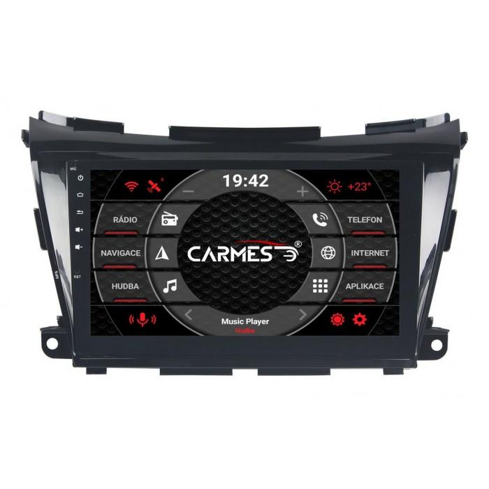 NISSAN Murano 2din autorádio navigace Carmes CRM-1066