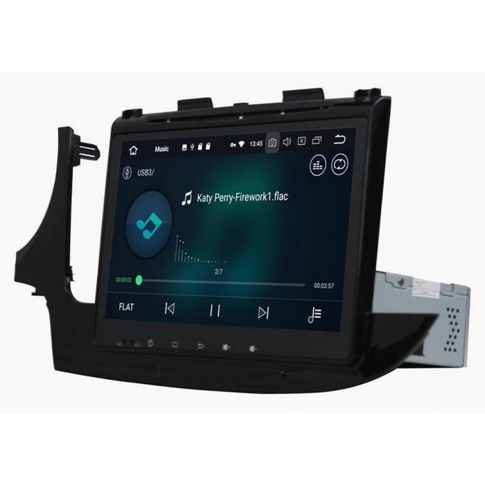 2din autorádio navigace Carmes CRM-9032 pro OPEL Mokka