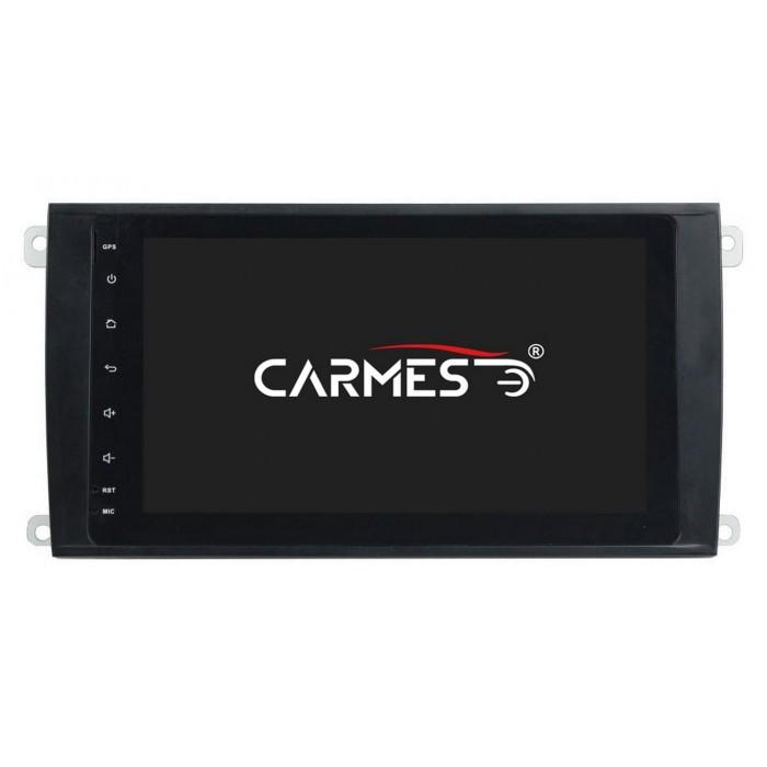 PORSCHE Cayenne 2din autorádio navigace Carmes CRM-8246
