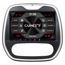 2din autorádio navigace Carmes CRM-9624 pro RENAULT Captur