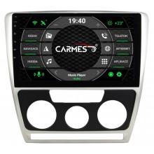 2din autorádio navigace Carmes CRM-1211 pro ŠKODA Octavia 2