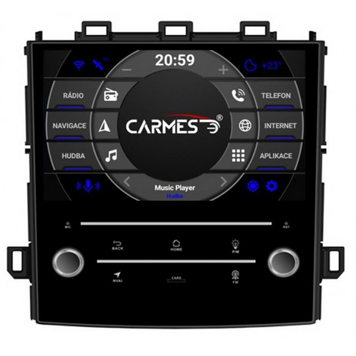 SUBARU Impreza, Forester 2din autorádio navigace Carmes CRM-8512