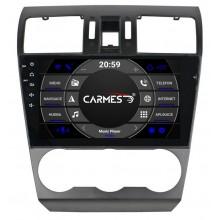 SUBARU Forester 2din autorádio navigace Carmes CRM-9108