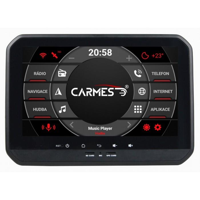 2din autorádio navigace Carmes CRM-9031 pro SUZUKI Ignis