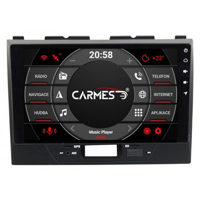 SUZUKI Wagon 2din autorádio navigace Carmes CRM-9024