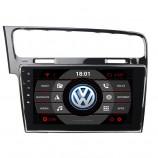 2din autorádio navigace Carmes CRM-1010 pro VW Golf