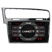 VW Golf 2din autorádio navigace Carmes CRM-1010