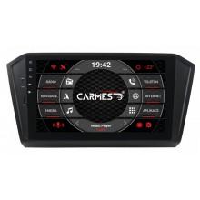 VW Passat 2din autorádio navigace Carmes CRM-1012