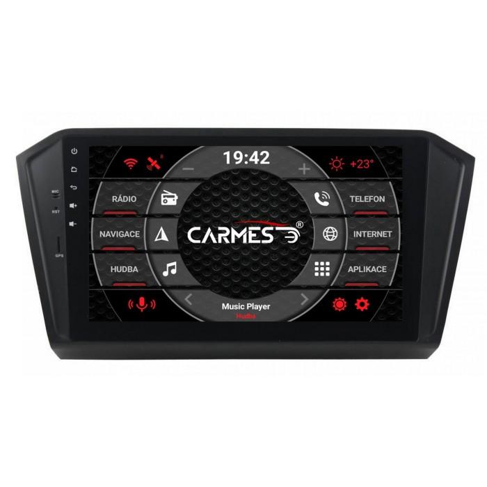 2din autorádio navigace Carmes CRM-1012 pro VW Passat