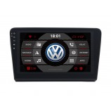 2din autorádio navigace Carmes CRM-1016 pro VW Bora