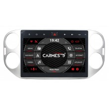 VW Tiguan 2din autorádio navigace Carmes CRM-1024