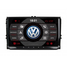 2din autorádio navigace Carmes CRM-9613 pro VW Univerzální