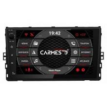 Volkswagen 2din autorádio navigace Carmes CRM-9813
