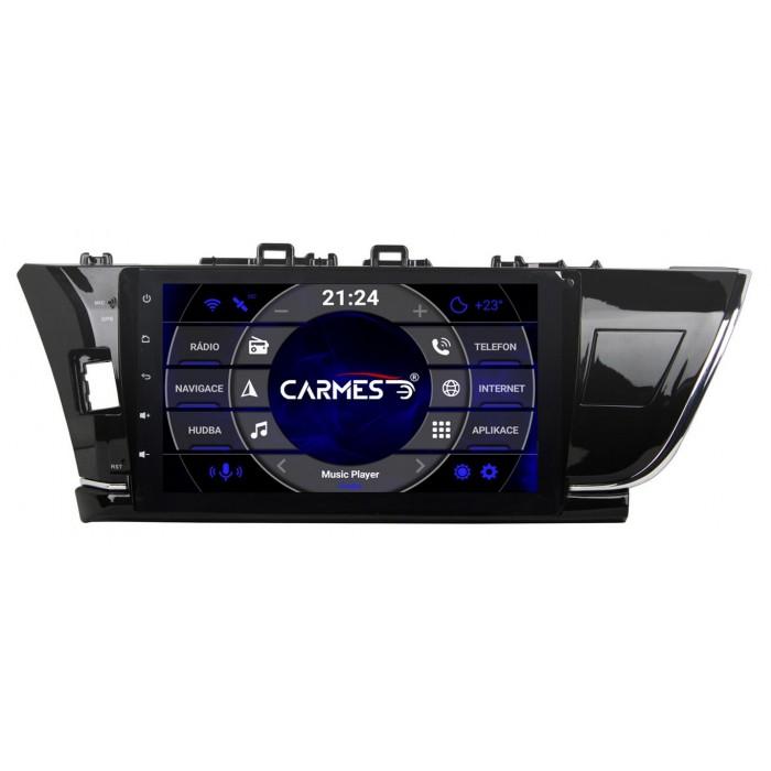TOYOTA Corolla 2din autorádio navigace Carmes CRM-1108