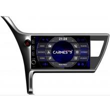 TOYOTA Corolla 2din autorádio navigace Carmes CRM-1335