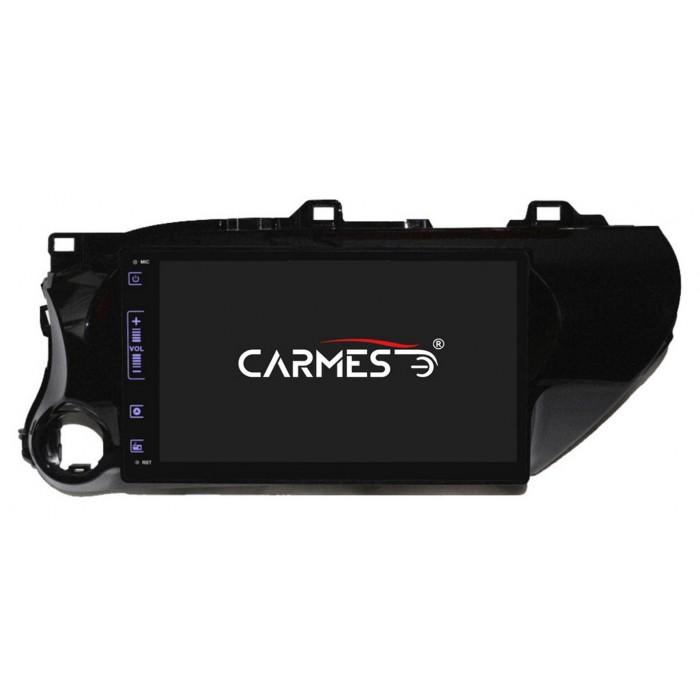 TOYOTA Hilux 2din autorádio navigace Carmes CRM-1443