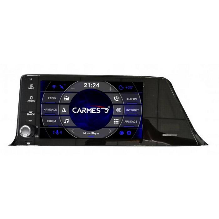 TOYOTA C-HR 2din autorádio navigace Carmes CRM-8253