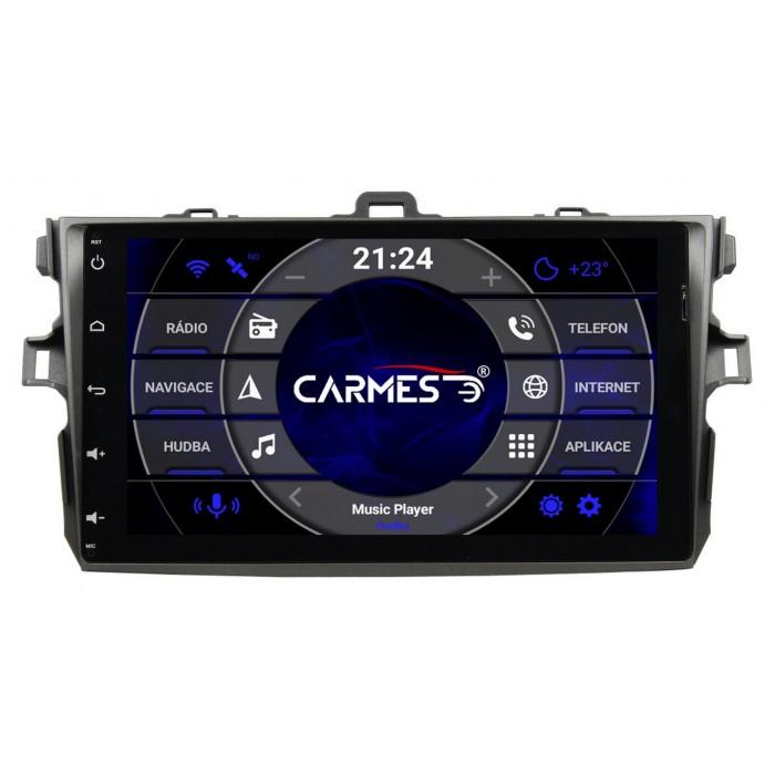 TOYOTA Corolla 2din autorádio navigace Carmes CRM-9306