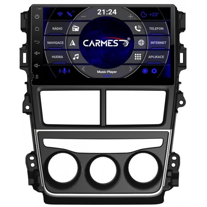 TOYOTA Yaris 2din autorádio navigace Carmes CRM-9601