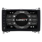 MERCEDES-BENZ A,B,Viano,Vito,Sprinter 2din autorádio navigace Carmes CRM-9011 - výstavní kus