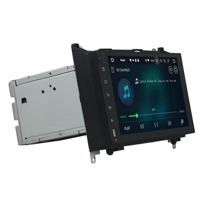 2din autorádio navigace Carmes CRM-9011 pro MERCEDES-BENZ A,B,Viano,Vito,Sprinter - výstavní kus