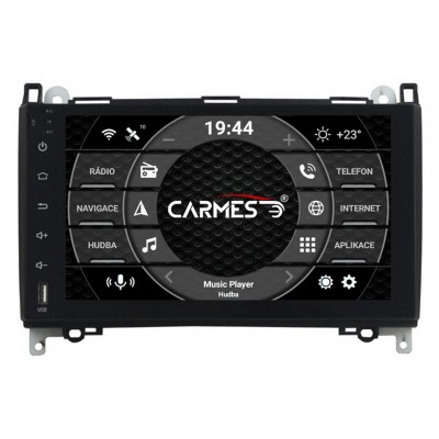 VW Crafter 2din autorádio navigace Carmes CRM-9011 - výstavní kus