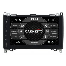 VW Crafter 2din autorádio navigace Carmes CRM-9011