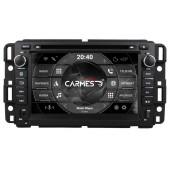 2din autorádio navigace Carmes CRM-7036 pro vozy GMC, Chevrolet - doprodej Android 6