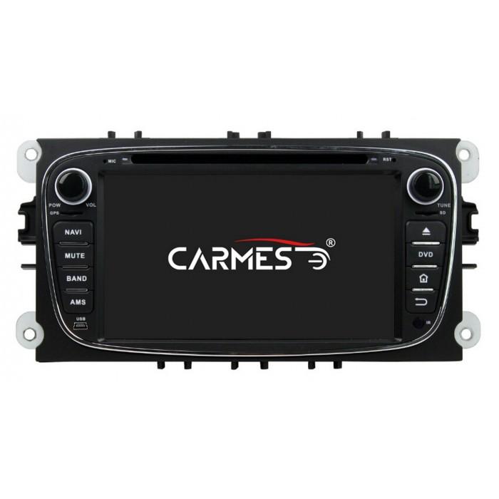 Ford Mondeo, Focus 2din autorádio navigace Carmes CRM-7053