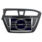 HYUNDAI i20 2014-2018 2din autorádio navigace Carmes CRM-8081