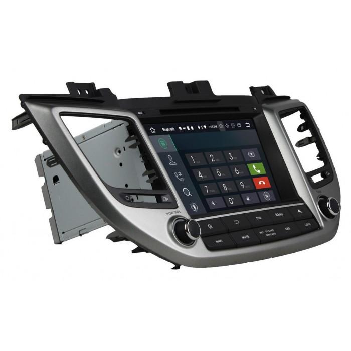 HYUNDAI Tucson 2015-2018 2din autorádio navigace Carmes CRM-8085