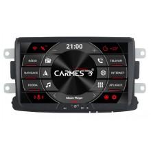 DACIA DUSTER 2014-2016 2din autorádio navigace Carmes CRM-8308